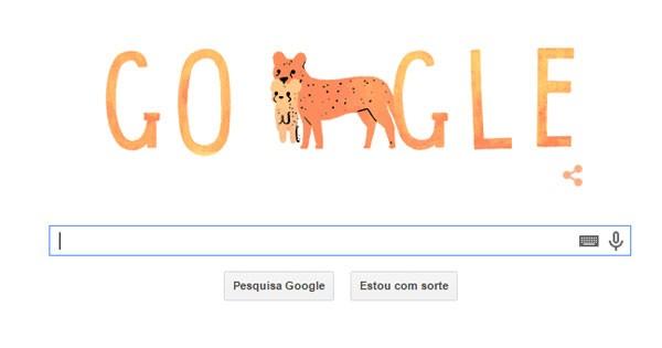 Google faz doodle em homenagem ao Dia das Mães (Foto: Reprodução)