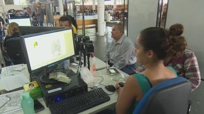 Procura por cadastramento biométrico é baixa em Cacoal