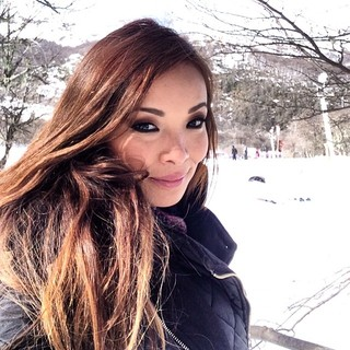 Carol Nakamura (Foto: Instagram)