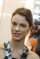 Veja imagens do backstage do último dia da 25ª edição do Fashion Rio, na Marina da Glória