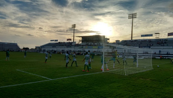 Miguelense x Coruripe, Campeonato Alagoano 2017 (Foto: Wellyngton Pereira/Assessoria Coruripe)