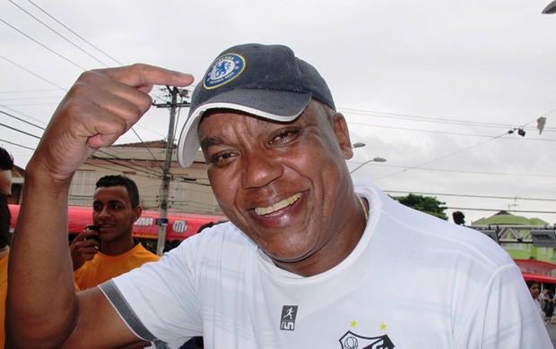 Serginho Chulapa Chelsea (Foto: Lincoln Chaves / Globoesporte.com)