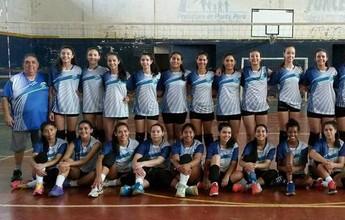 Seleção feminina sub-17 treina em Ponta Porã para brasileiro de vôlei