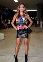 Mariana Goldfarb diz que Cauã curtiu o silicone: 'Claro. Estou muito feliz'