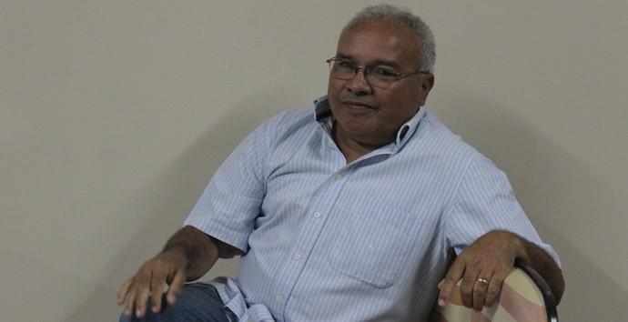 Jankel Costa, presidente do Flamengo-PI (Foto: Emanuele Madeira/GloboEsporte.com)
