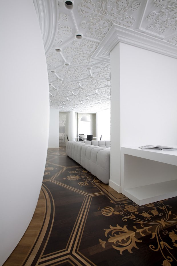 Private residence AmsterdamInterior design: marcel Wanders, 2009 (Foto:  )