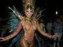 Rainha da Portela fala sobre acidente da Unidos da Tijuca: 'Triste'