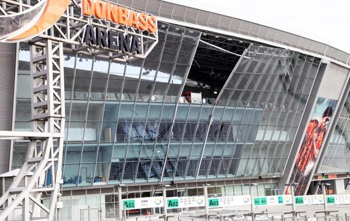 Estádio Shakhtar Donetsk  (Foto: Reprodução / Site Oficial Shakhtar Donetsk)