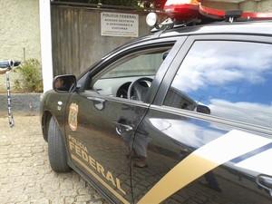 Polícia Federal cumpre 39 mandados judiciais por crimes contra previdência (Foto: Michelly Oda / G1 Grande Minas)
