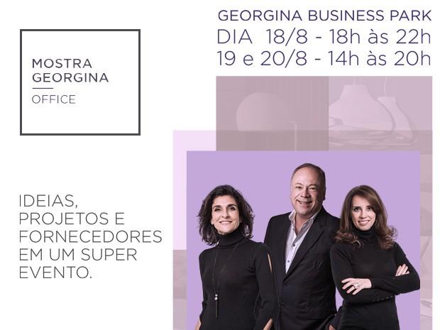 Trio criativo da mostra é composto por Cláudia Togni, Romeu Patriani e Solange Cálio (Foto: Divulgação)