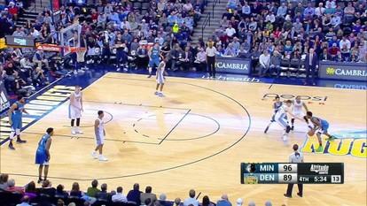 Melhores momentos de Minnesota Timberwolves 112 x 99 Denver Nuggets pela NBA
