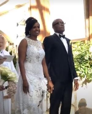 Anderson Silva casamento (Foto: Reprodução Instagram)