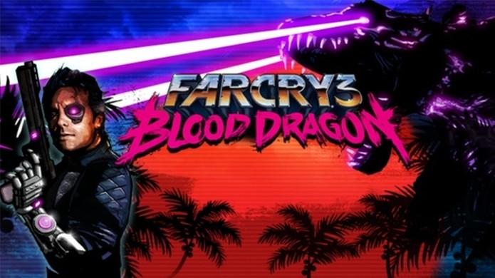 Far Cry 3: Blood Dragon é o mais novo game do Xbox 360 a entrar na lista de retrocompatibilidade do Xbox One (Foto: Reprodução/Steam)