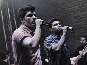 Paulo Sérgio e Daniel (Foto: Divulgação)