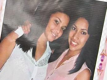 Poliana Alessandra de Araújo Alves (esquerda) e Luzinete Lemos Rodrigues (direita). (Foto: Reprodução/ TVCA)