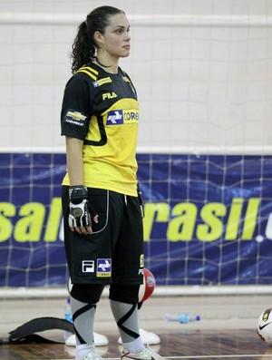 Missi goleira Brasil futsal (Foto: Zerosa Filho-CBFS)