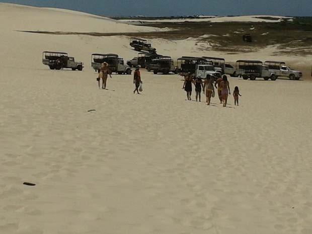 Barreirinhas é um dos principais destinos de quem visita o Maranhão (Foto: Divulgação/Ascom)