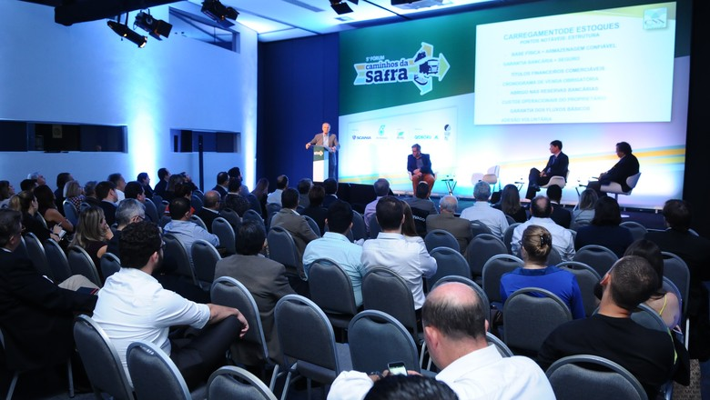 Forum-caminhos-da-safra-5edicao (Foto: Rafael Barbosa de Santana/Ed.Globo)