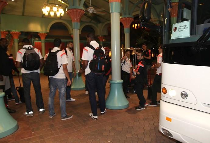 Basquete Flamengo Orlando (Foto: Pedro Veríssimo)