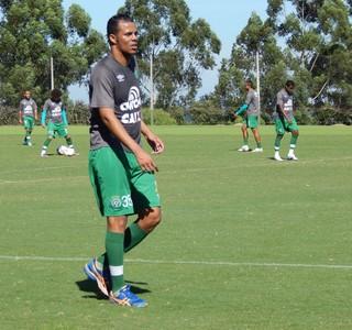 André Paulino Chapecoense (Foto: Laion Espíndula)