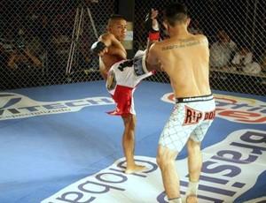 Paulo Oliveira - MMA Manaus (Foto: Divulgação)