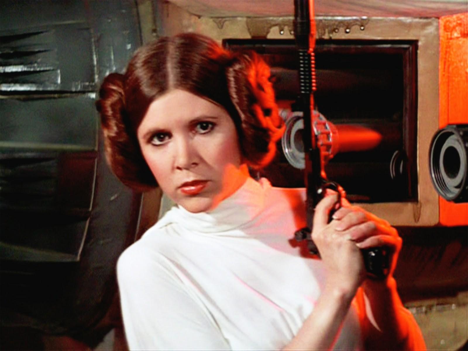 Princesa Leia (Foto: Reprodução)