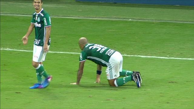 749ea1bc9c Palmeiras x Mirassol - Campeonato Paulista 2017-2017 - globoesporte.com