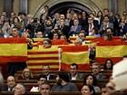Espanha aprova recurso contra separatistas da Catalunha