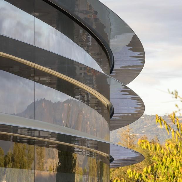 Design do Apple Park (Foto: Divulgação)