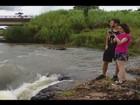Chuvas do mês aumentam vazão dos rios que abastecem a região