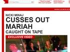 Mariah Carey contrata seguranças após briga com Nicki Minaj