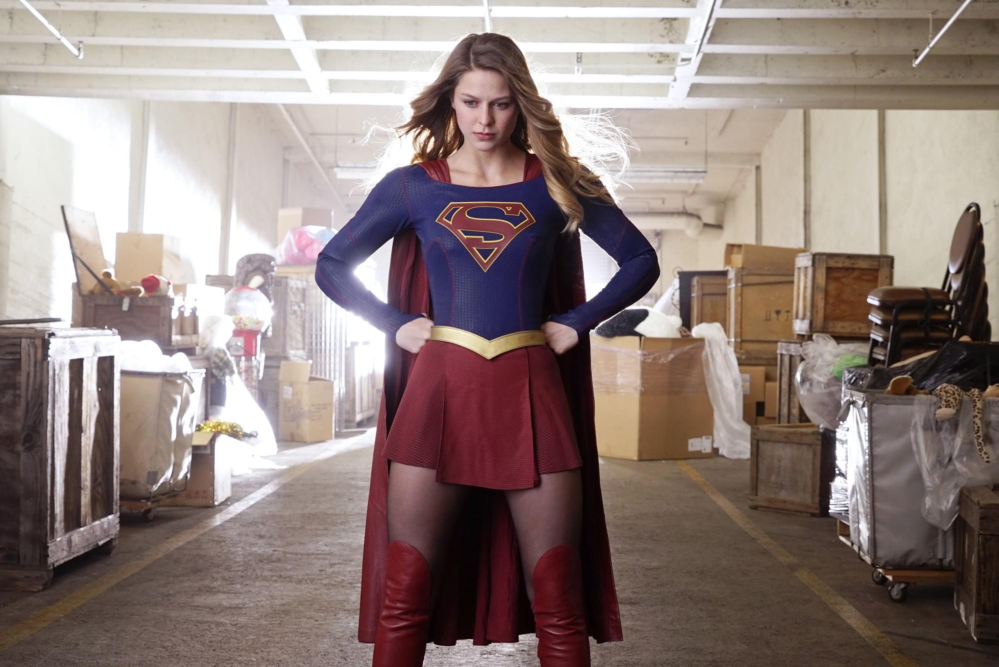 Supergirl (Foto: Divulgação)