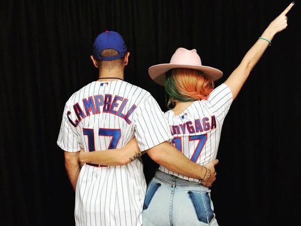 Ex-noivo é flagrado em plateia de show de Lady Gaga um após separação (Foto:  )