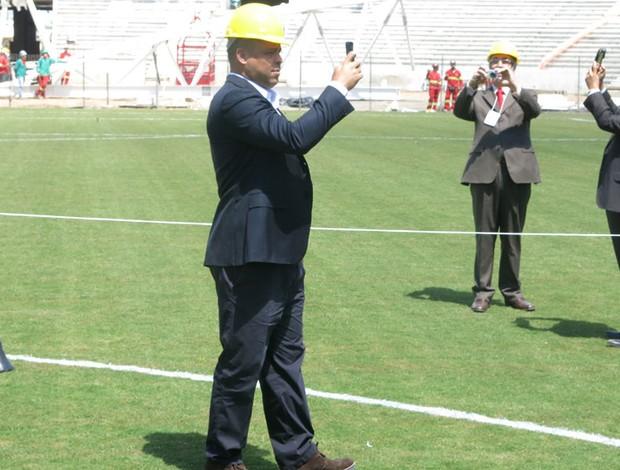 Ronaldo Beira Rio (Foto: Felippe Costa)