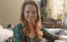 Aprenda o passo a passo do cabelo da Shirley (Em Família/TV Globo)