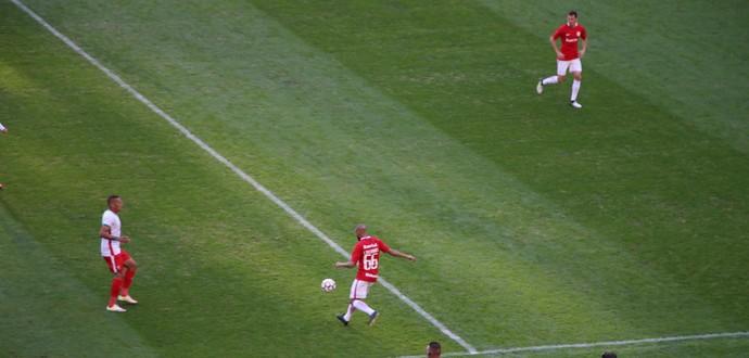 Inter x Boa Esporte (Foto: Tomás Hammes)