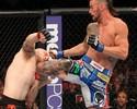 UFC: estreante atropela rival e brilha no card preliminar em Indianápolis