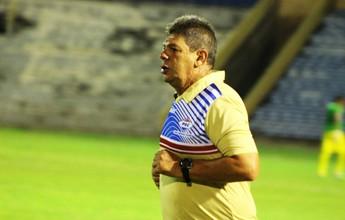 Técnico Neto Jordão tira nervosismo  e ansiedade do Piauí para 2ª rodada