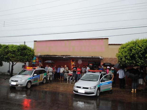 Motorista de deputado é morto a tiros durante assalto em Jaraguá, Goiás (Foto: Divulgação/Polícia Civil)
