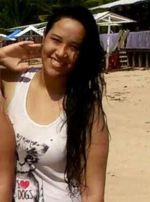 Família busca informações sobre o paradeiro de Karina (Foto: Arquivo Pessoal/ Karen Raiol)