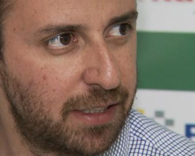 Lucas Andrino superintendente Guarani (Foto: Carlos Velardi / EPTV)