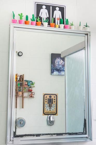 espelho-banheiro-vasinhos-vicente-negrão-life-by-lufe (Foto: Lufe Gomes/Life by Lufe)