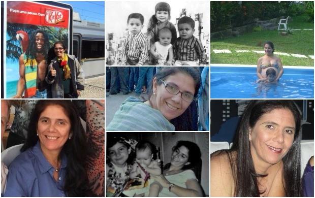 Melissa faz homenagem à mãe, Liliane Maia  (Foto: Arquivo Pessoal)