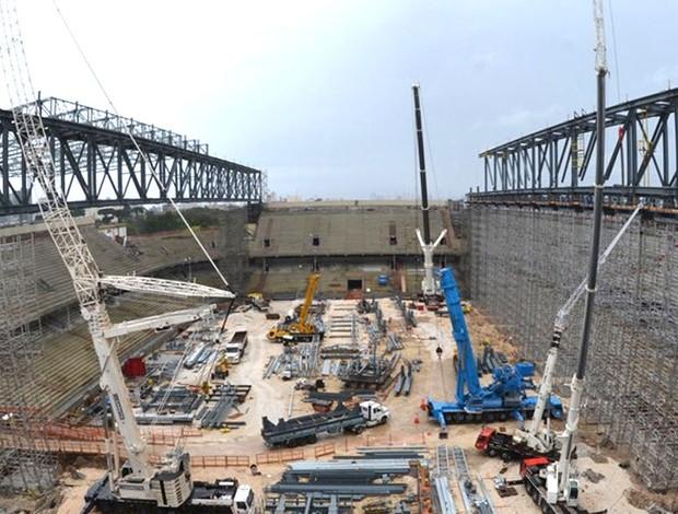 Arena Baixada (Foto: Arena / Fifa.com)