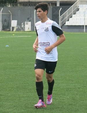 Anderson Santos (Foto: Bruno Giufrida)