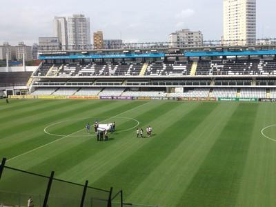 Vila Belmiro, Santos (Foto: Bruno Giufrida)