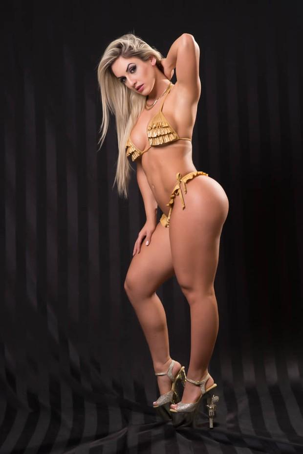 Iane Cardoso - Miss Roraima (Foto: Will Guimarães / M2 Divulgação)