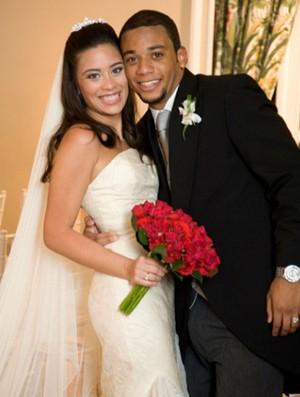 Marcelo e Clarice se casaram em dezembro de 2008 (Foto: Reprodução/Instagram)