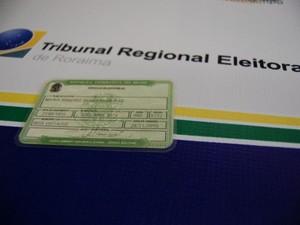 Em Roraima, 1.892 pessoas estão com os direitos políticos suspensos (Foto: Divulgação/TRE)