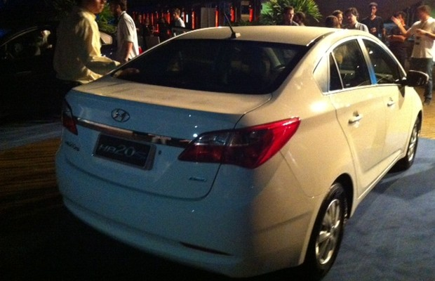 Hyundai HB20S 2013 2014